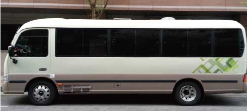 Korea Coach Rental