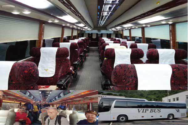 chauffeur bus service