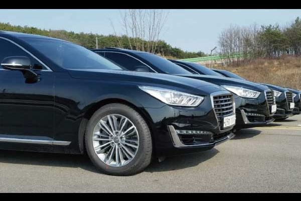 Korea Chauffeur and Car Hire
