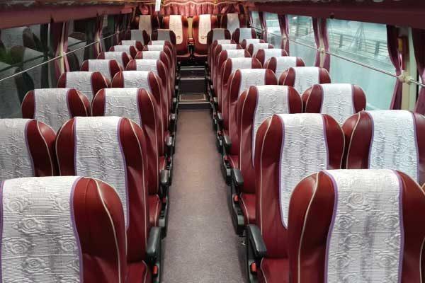 korea seoul bus service