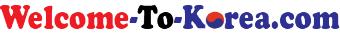 welcome to korea logo